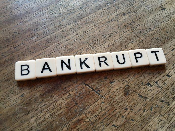 Aantal failliete bedrijven weer gedaald